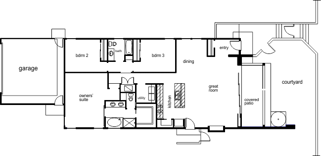 Raylee Homes Floor Plans: Twilight Homes Tribeca Floor Plan