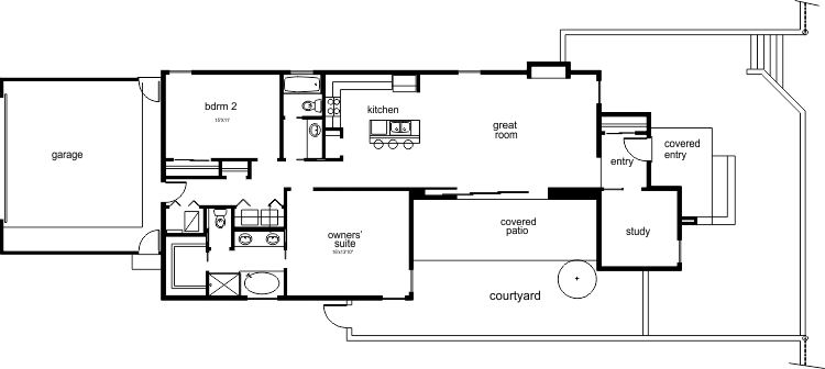 Raylee Homes Floor Plans: Twilight Homes Village Floor Plan