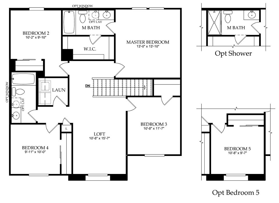 Raylee Homes Floor Plans: Centex Homes Stargazer Floor Plan
