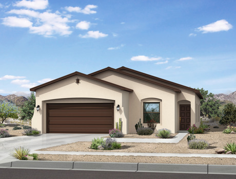 Abrazo Homes The Amelia Floor Plan