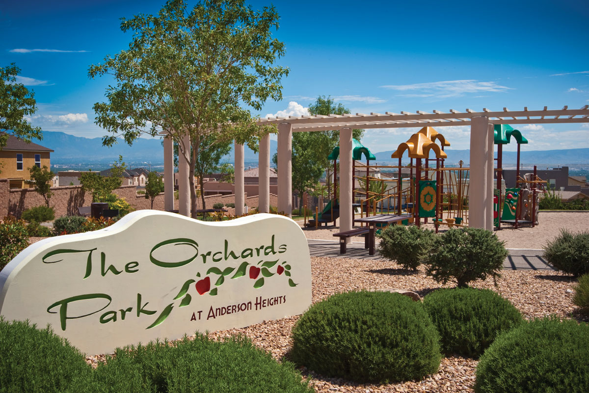 kb homes at the orchards at anderson heights
