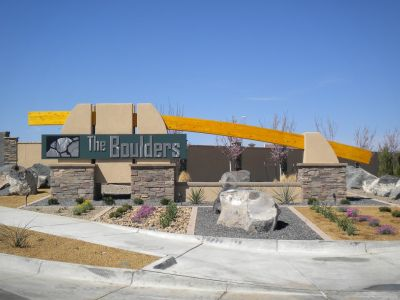 pulte homes at the boulders