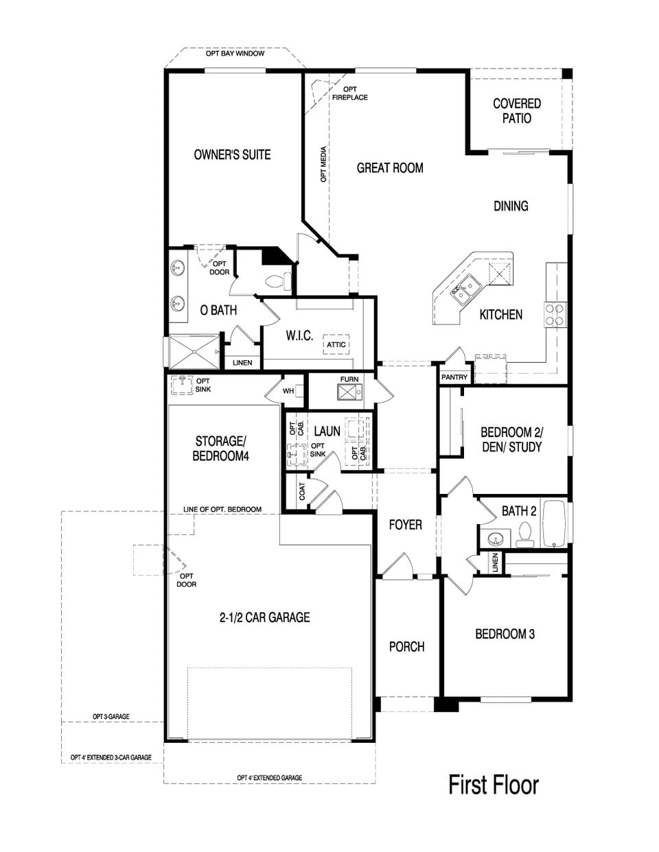 Pulte House Plans Numberedtype
