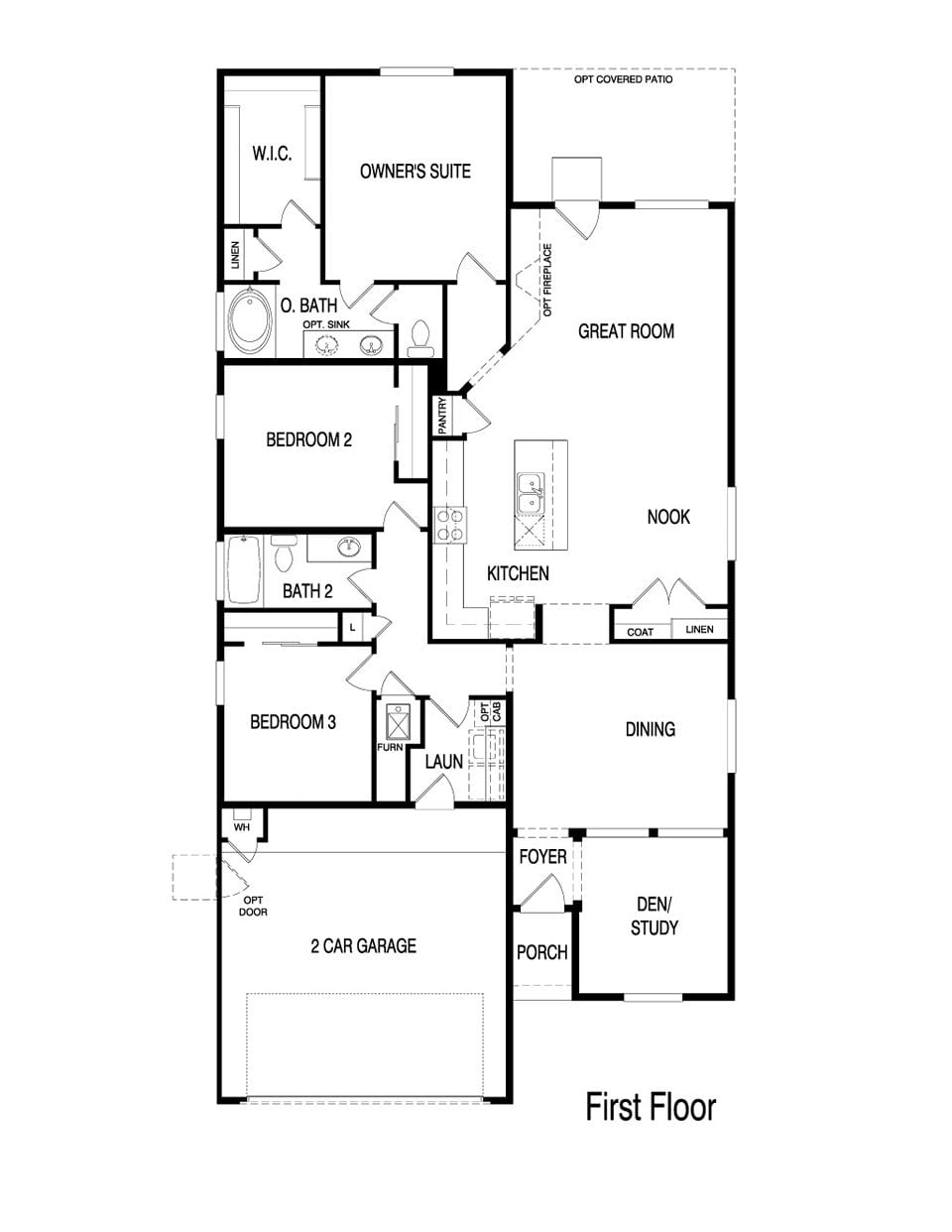 fox u0026 jacobs homes floor plans
