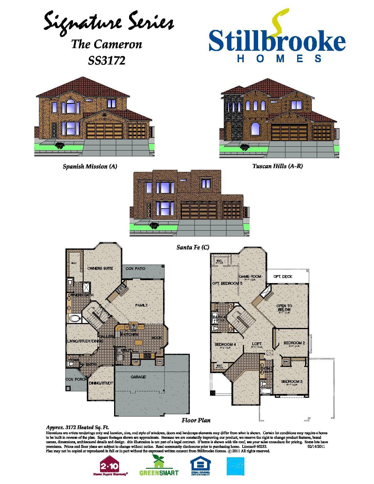 Stillbrooke Homes