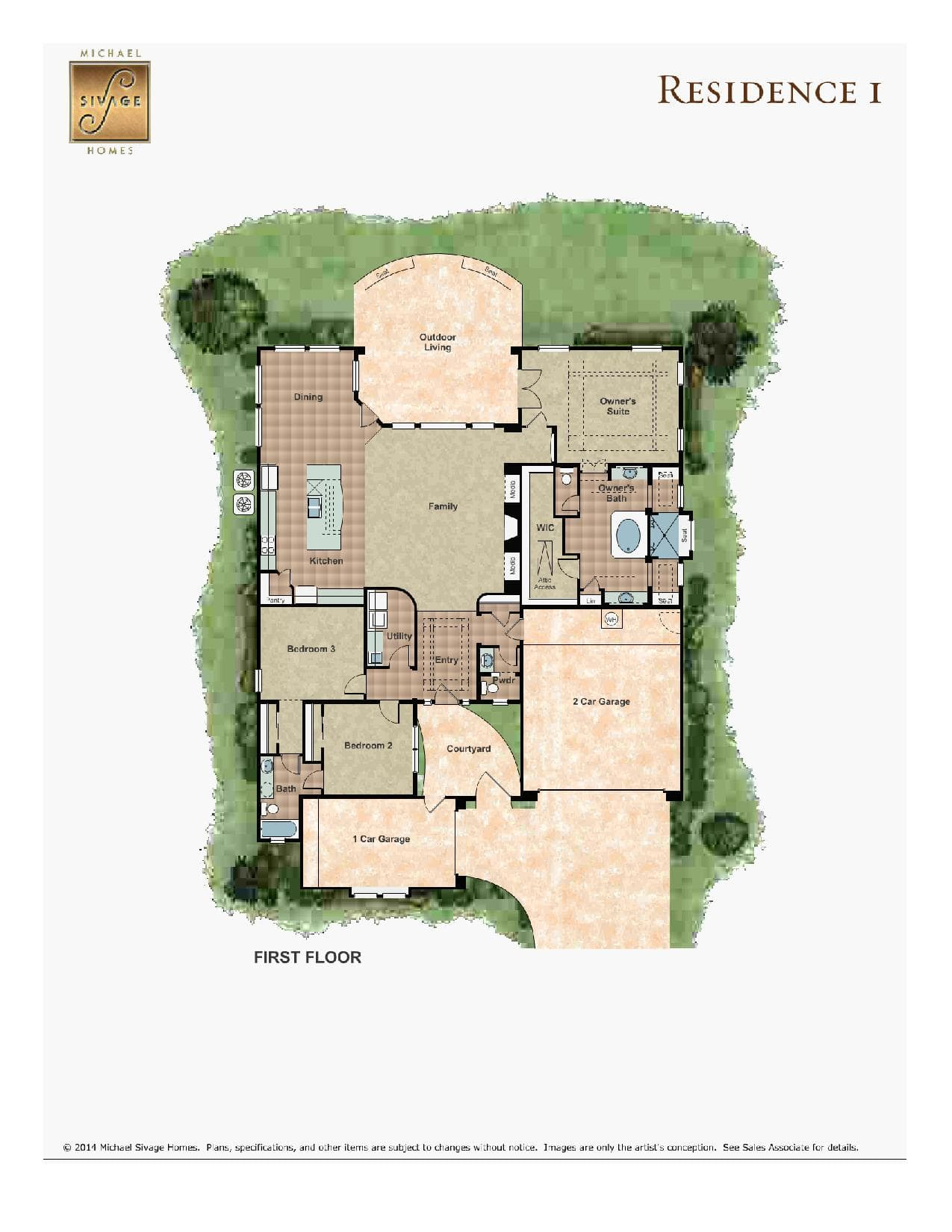 Sivage Homes – Sivage Homes Floor Plans